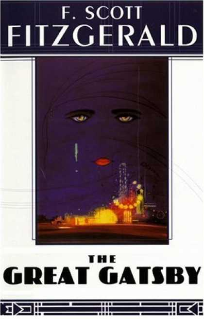 Greatest Novels of All Time - The Great Gatsby