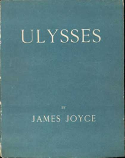 Greatest Novels of All Time - Ulysses