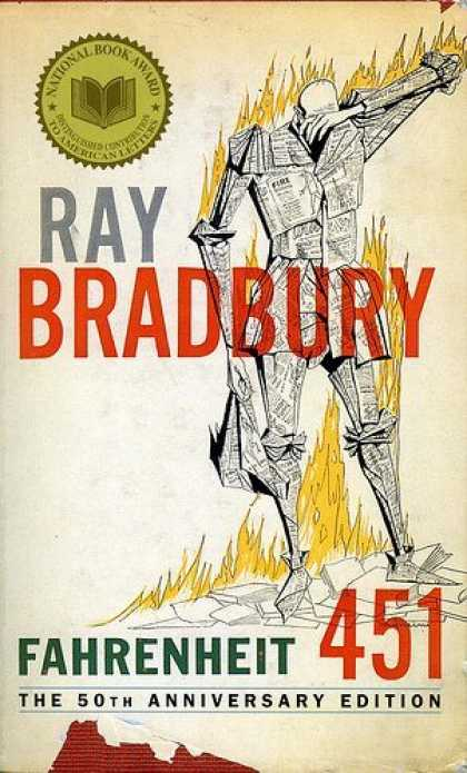 Greatest Novels of All Time - Fahrenheit 451