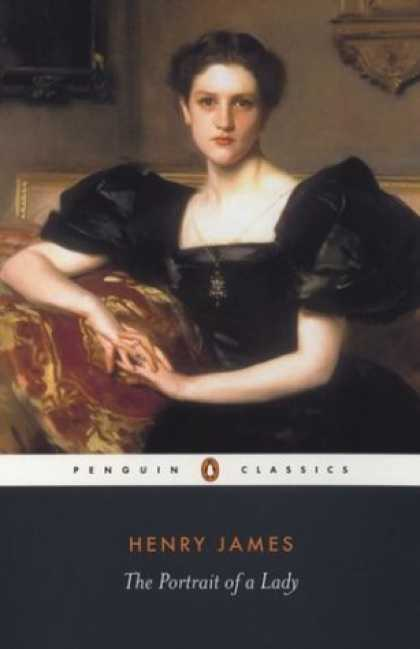 Greatest Novels of All Time - The Portrait Of A Lady