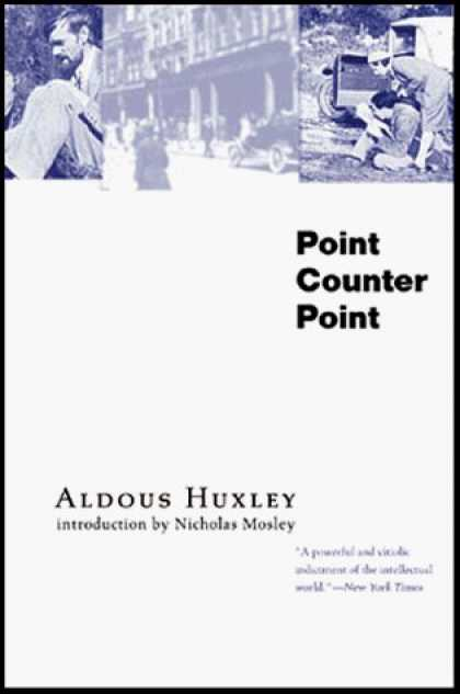 Greatest Novels of All Time - Point Counter Point