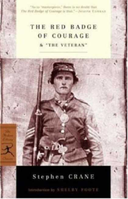 Greatest Novels of All Time - The Red Badge Of Courage