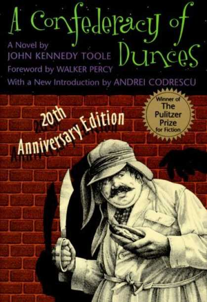 Greatest Novels of All Time - A Confederacy Of Dunces