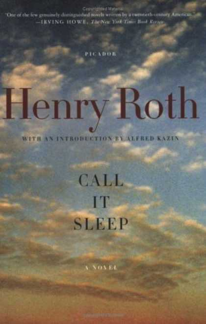 Greatest Novels of All Time - Call It Sleep