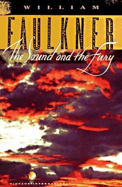 Greatest Novels of All Time - The Sound and the Fury