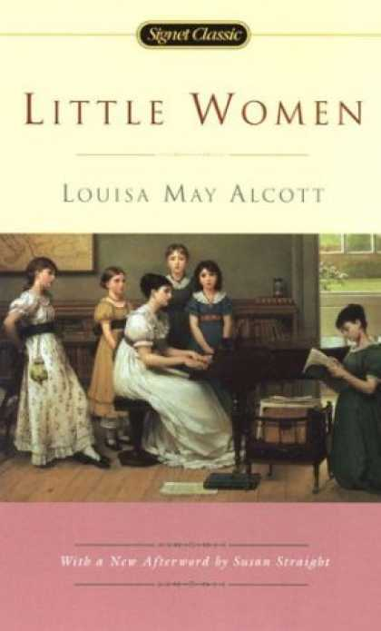 Greatest Novels of All Time - Little Women