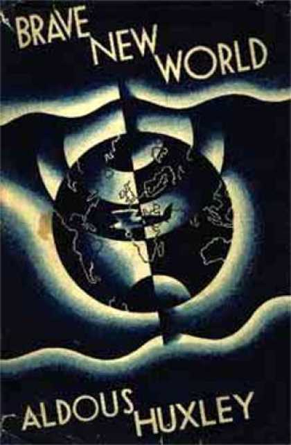 Greatest Novels of All Time - Brave New World