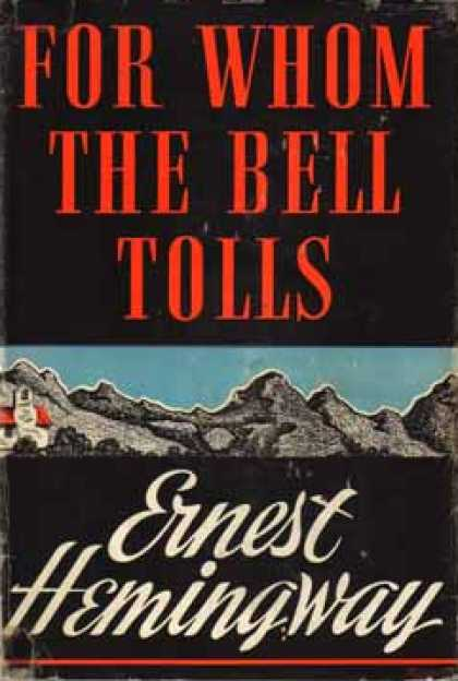 Greatest Novels of All Time - For Whom the Bell Tolls