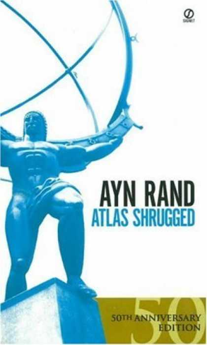 Greatest Novels of All Time - Atlas Shrugged