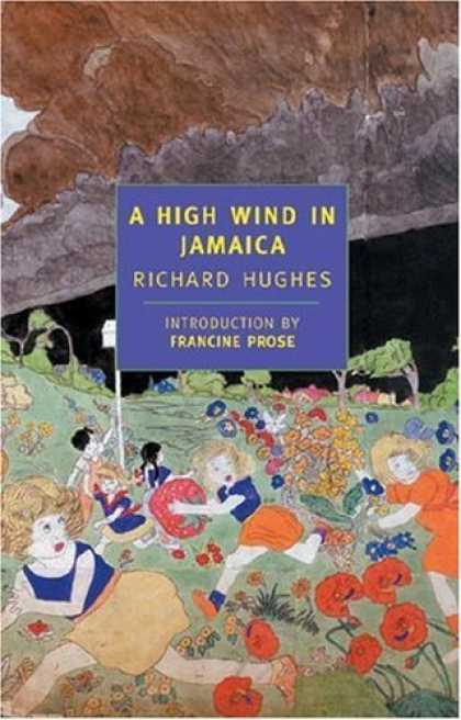 Greatest Novels of All Time - A High Wind in Jamaica
