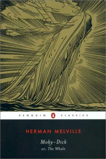 Greatest Novels of All Time - Moby Dick