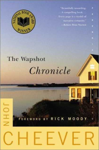Greatest Novels of All Time - The Wapshot Chronicles