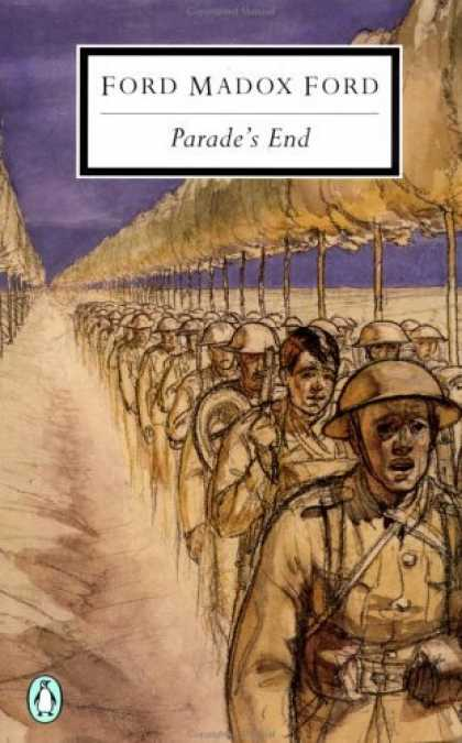 Greatest Novels of All Time - Parade's End