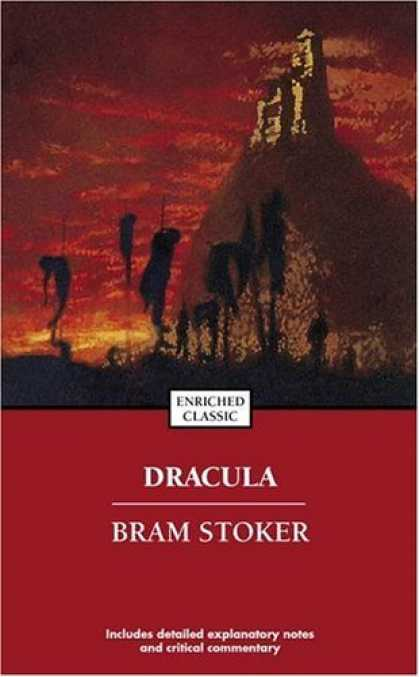 Greatest Novels of All Time - Dracula