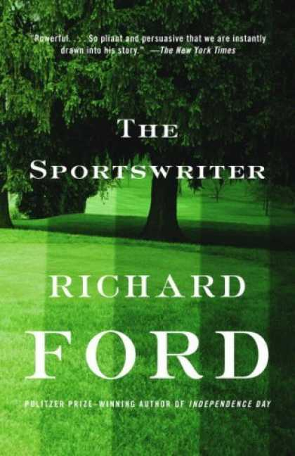 Greatest Novels of All Time - The Sportswriter