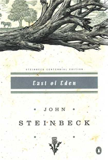 Greatest Novels of All Time - East Of Eden
