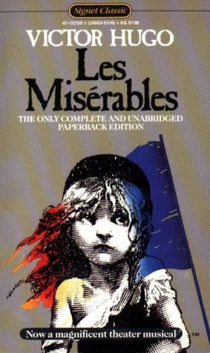 Greatest Novels of All Time - Les Miserables