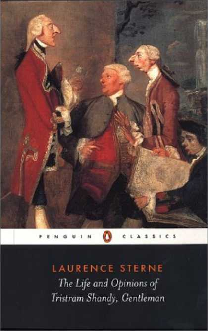 Greatest Novels of All Time - Tristram Shandy