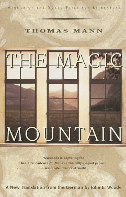 Greatest Novels of All Time - The Magic Mountain