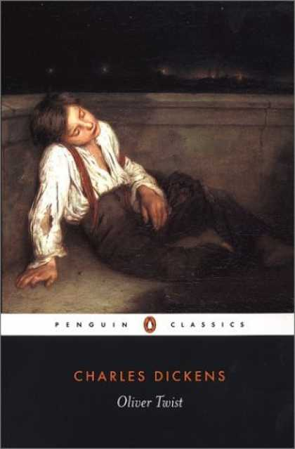 Greatest Novels of All Time - Oliver Twist
