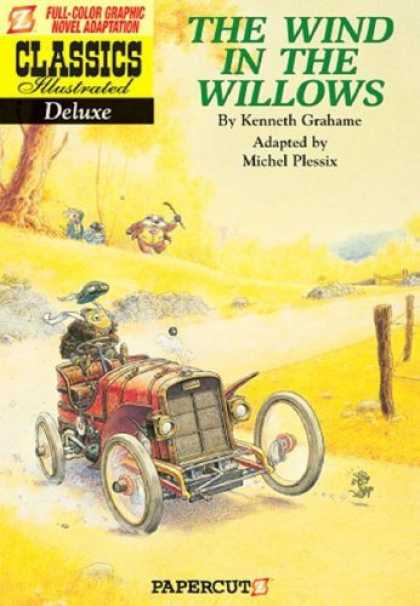 Greatest Novels of All Time - The Wind in the Willows