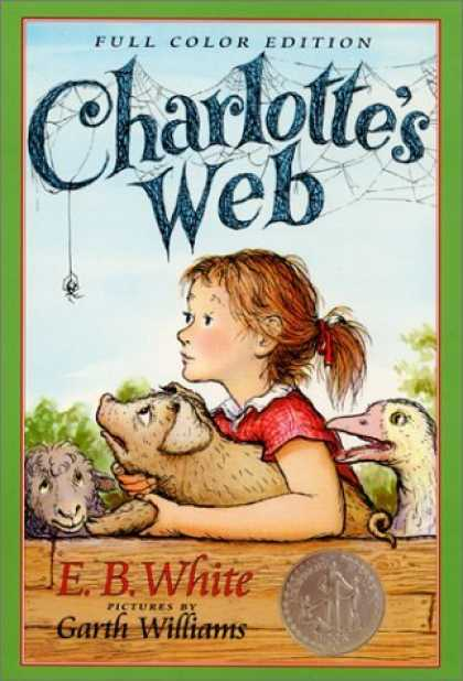 Greatest Novels of All Time - Charlotte's Web
