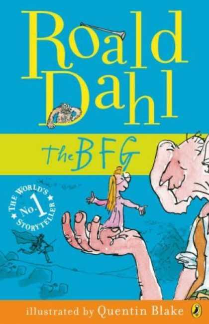 Greatest Novels of All Time - The Bfg