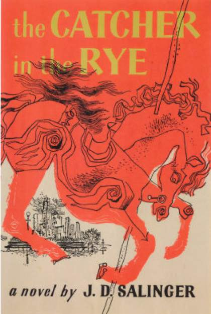 Greatest Novels of All Time - The Catcher in the Rye