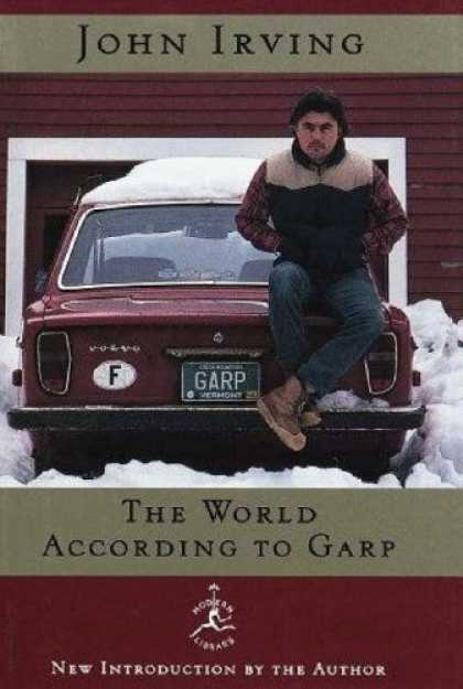 Greatest Novels of All Time - The World According To Garp