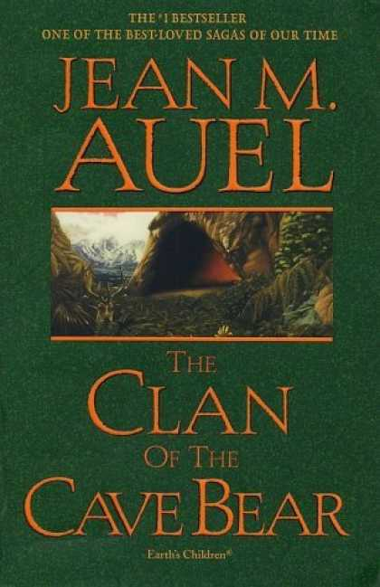 Greatest Novels of All Time - The Clan Of the Cave Bear