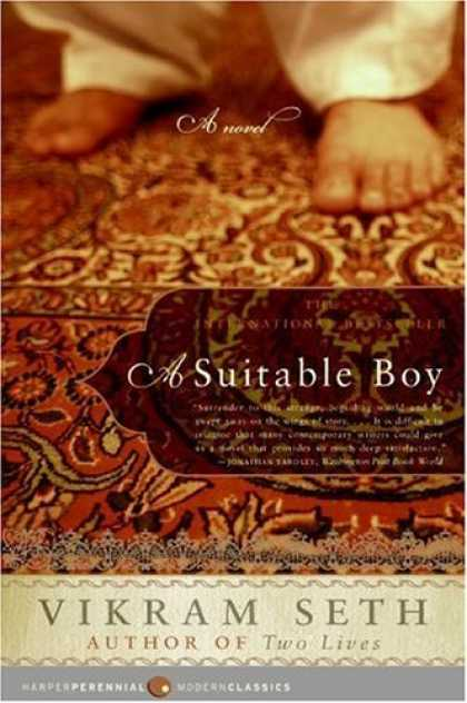 Greatest Novels of All Time - A Suitable Boy