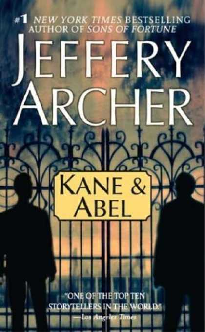 Greatest Novels of All Time - Kane and Abel