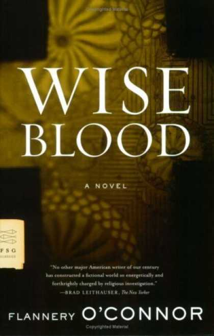 Greatest Novels of All Time - Wise Blood