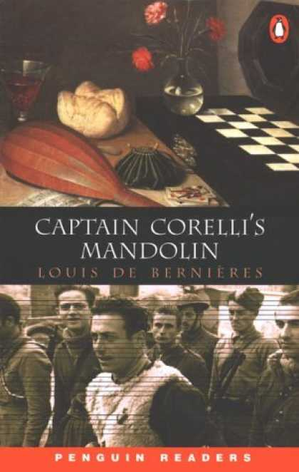 Greatest Novels of All Time - Captain Corelli's Mandolin