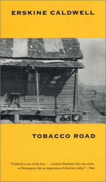 Greatest Novels of All Time - Tobacco Road