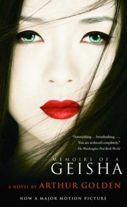 Greatest Novels of All Time - Memoirs Of A Geisha