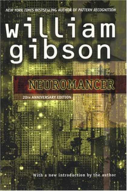Greatest Novels of All Time - Neuromancer