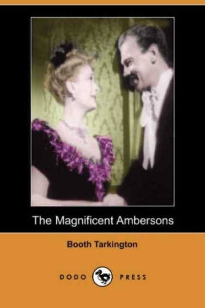 Greatest Novels of All Time - The Magnificent Ambersons