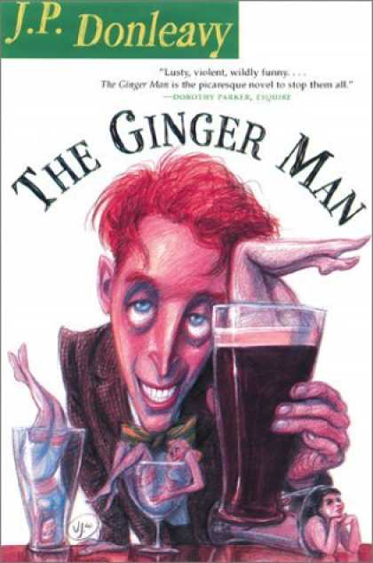 Greatest Novels of All Time - The Ginger Man