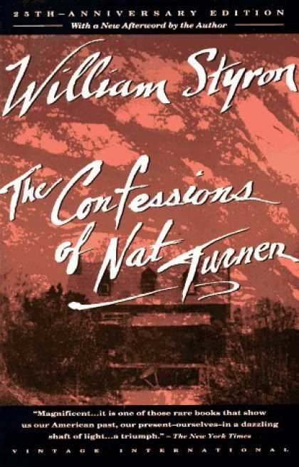 Greatest Novels of All Time - The Confessions Of Nat Turner