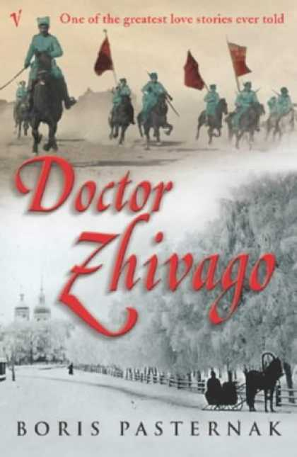 Greatest Novels of All Time - Doctor Zhivago