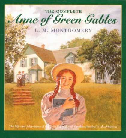 Greatest Novels of All Time - Anne Of Green Gables