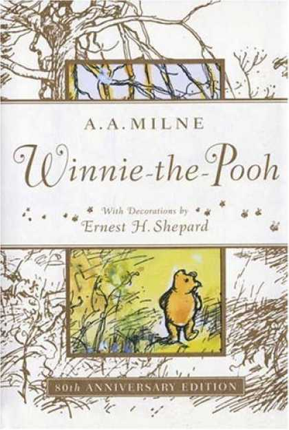 Greatest Novels of All Time - Winnie the Pooh
