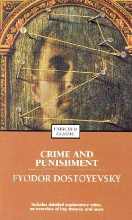Greatest Novels of All Time - Crime and Punishment