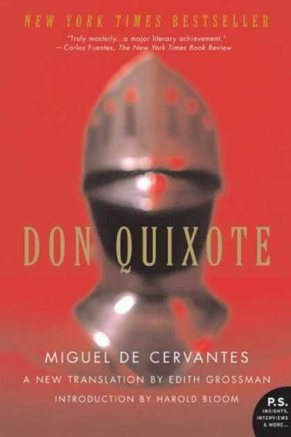 Greatest Novels of All Time - Don Quixote