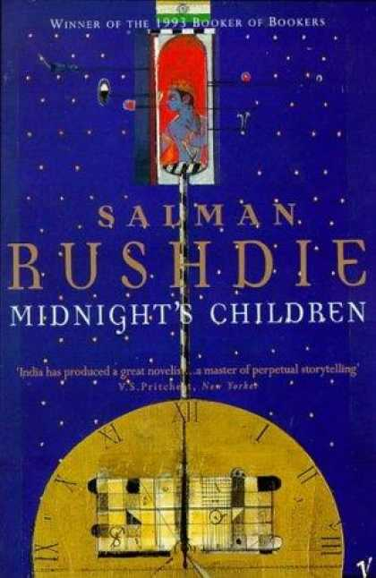 Greatest Novels of All Time - Midnight's Children