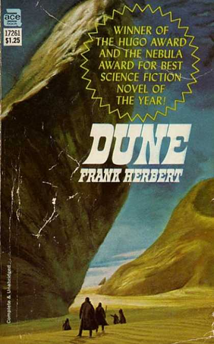 Greatest Novels of All Time - Dune