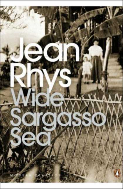 Greatest Novels of All Time - Wide Sargasso Sea