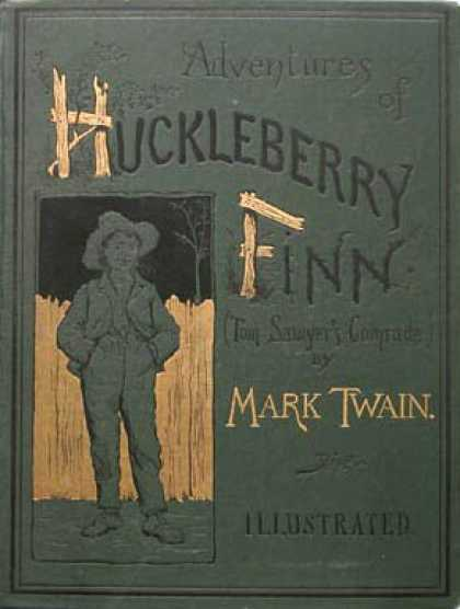 Greatest Novels of All Time - The Adventures Of Huckleberry Finn