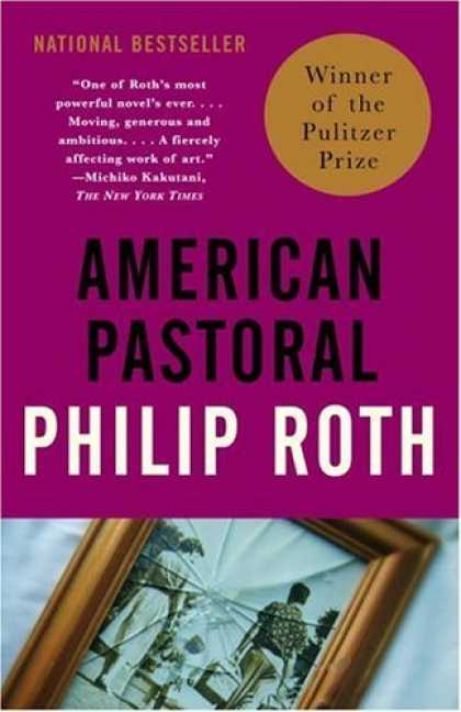 Greatest Novels of All Time - American Pastoral